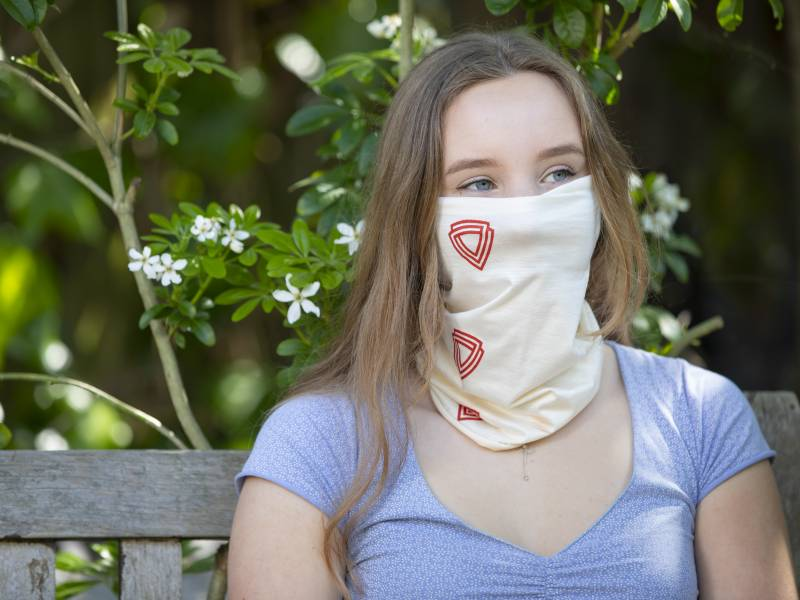 Face Coverings for People with Sensitive Skin